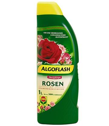 ALGOFLASH® Rosen-Dünger  Dünger bei BALDUR-Garten