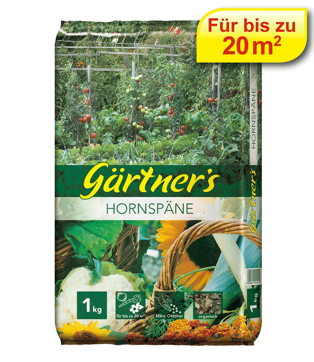 Gärtner's Hornspäne