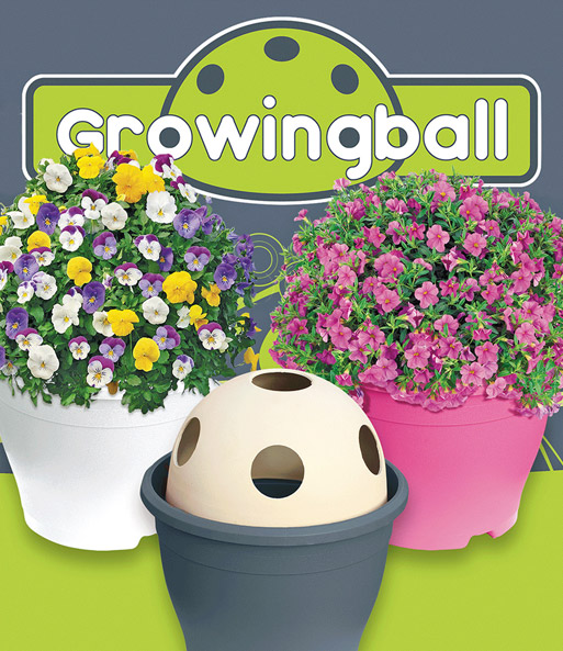 Growingball 'Weiß'