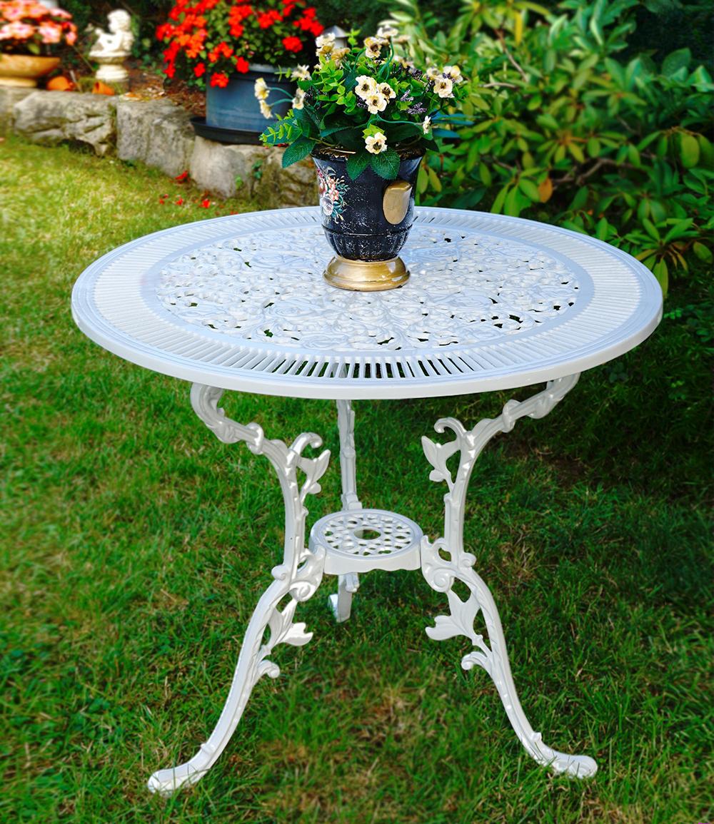 Tisch ' Dornröschen', rund