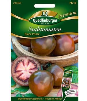 Stabtomaten ´Black Prince´,1 Portion