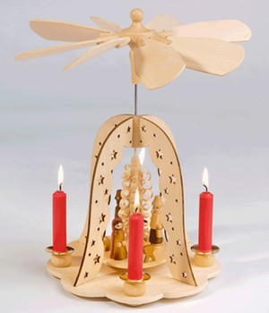 pyramiden spieluhren f r ihre weihnachts deko baldur. Black Bedroom Furniture Sets. Home Design Ideas