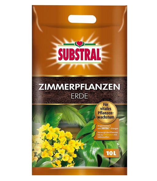 Substral zimmerpflanzen erde 1a qualit t baldur garten for Spezielle zimmerpflanzen