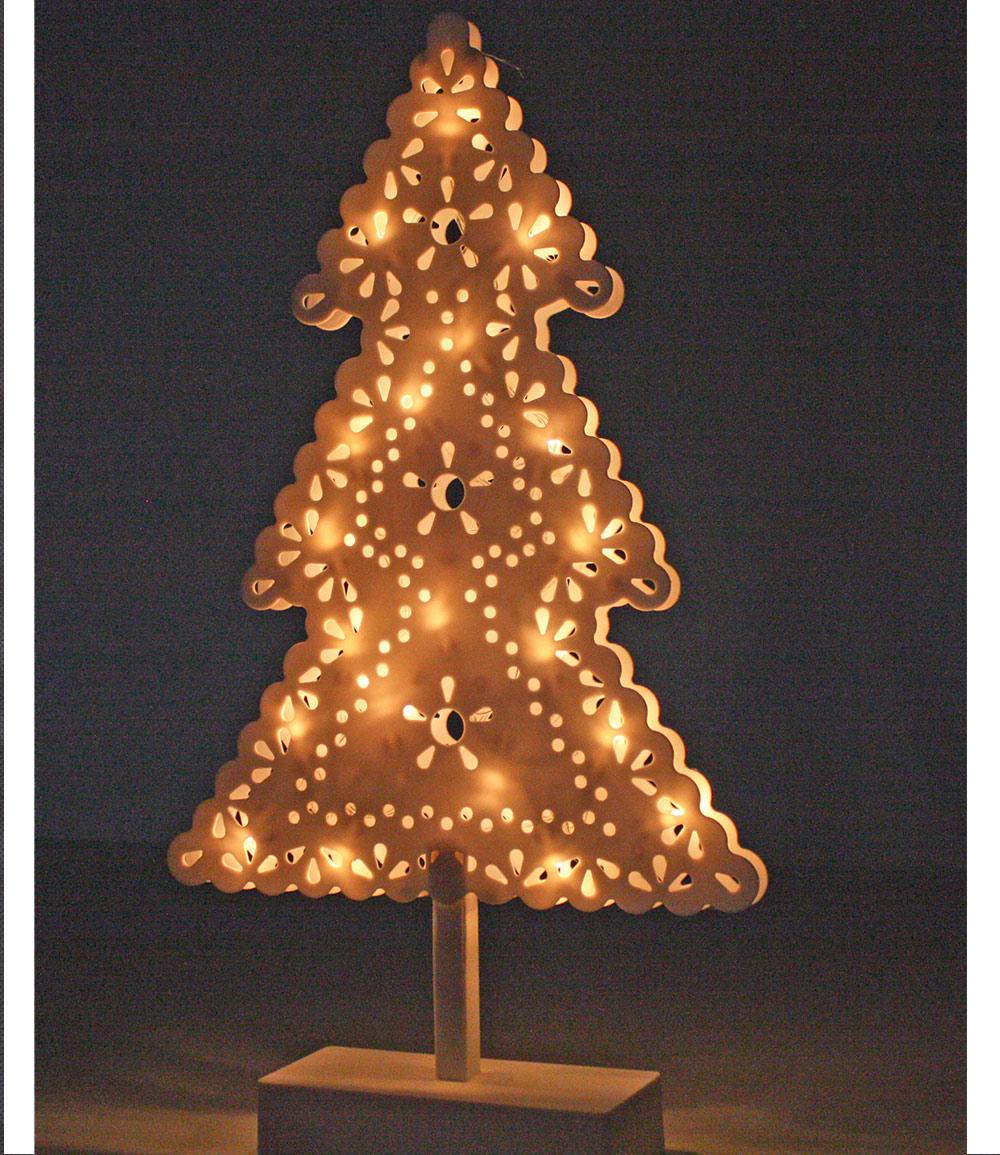 LED-Weihnachtsbaum 'SILENT'