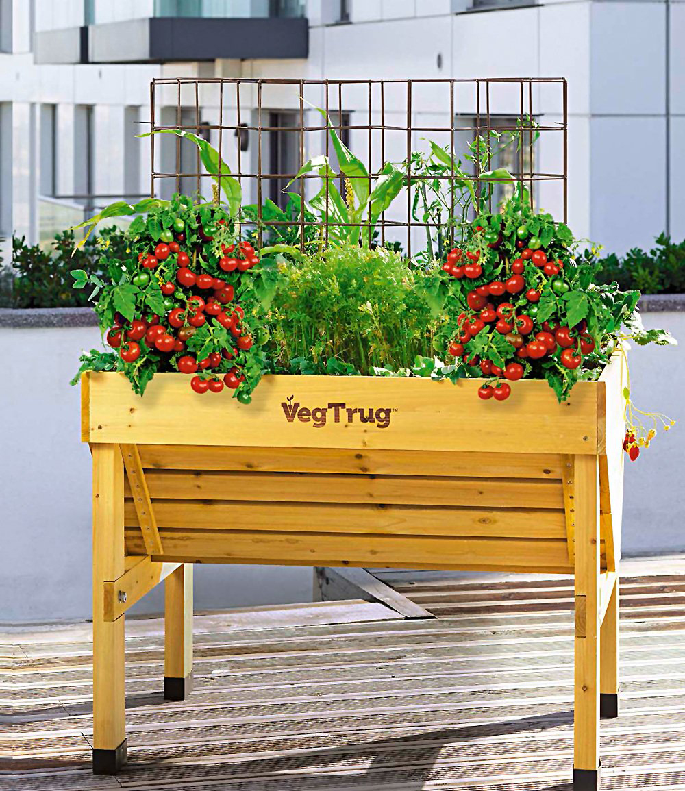 Vegtrug® Hochbeet Holz 100 x 78 x 80 cm