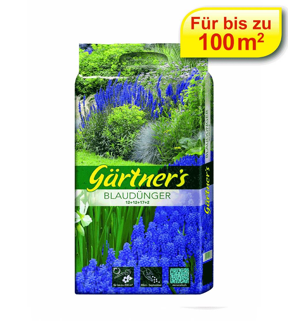 Gärtner's Blaudünger