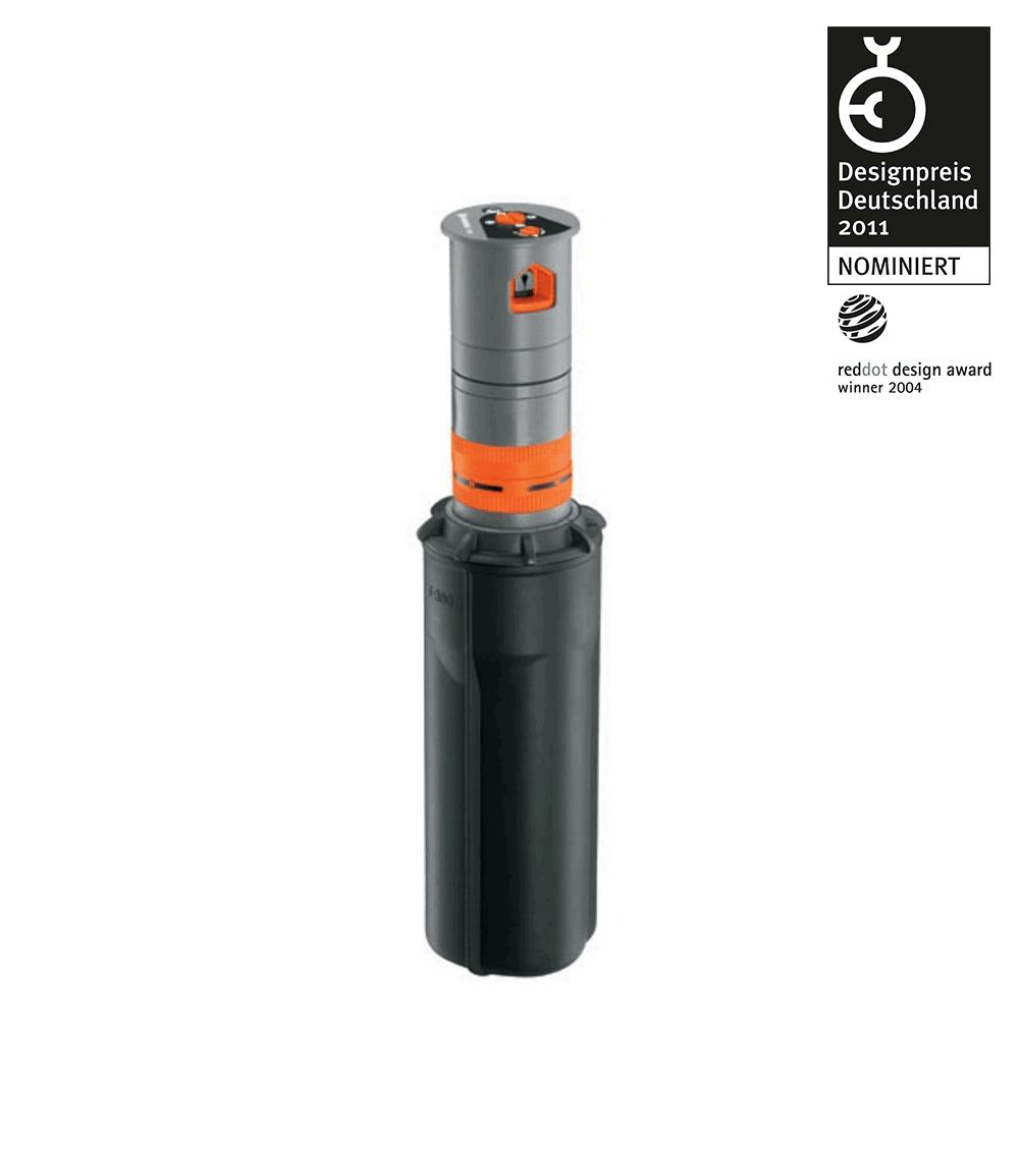 GARDENA® Sprinklersystem Turbinen-Versenkregner T 380