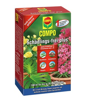 COMPO® Schädlings-frei plus