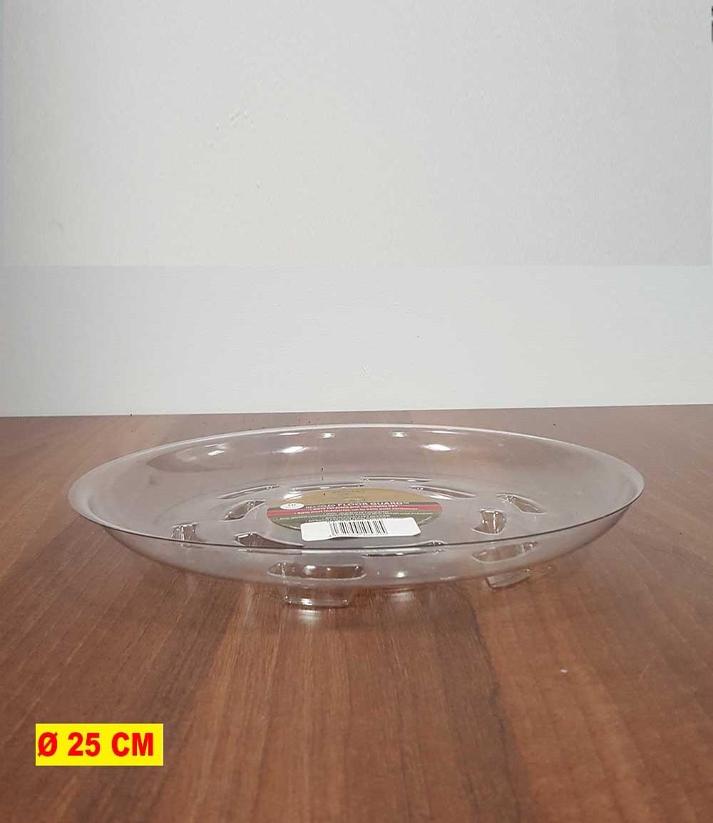 Transparenter Untersetzer 25 cm