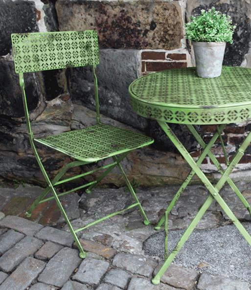 Bistro Gartenmöbel Klappstuhl 'Anti | Sonderartikel bei BALDUR Garten