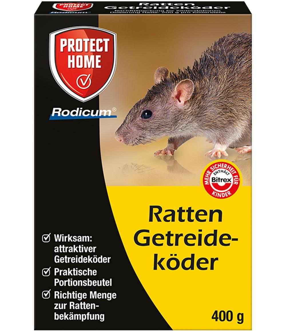 Protect Home Ratten Getreideköder