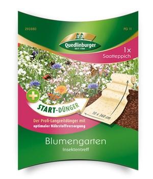 Saatteppich Blumengarten Insektentreff+ Start-D...