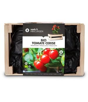 Mini-Garten BIO-Tomate ´Cerise´,1 Kiste