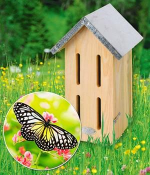 Schmetterlings-Hotel Butterfly 15x13x23 cm,1 St. jetztbilligerkaufen