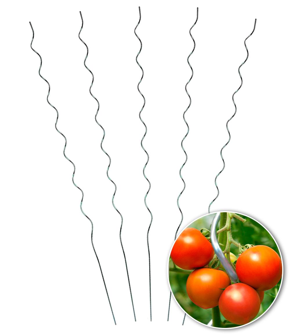 Tomaten-Spiralstab 110 cm 5er-Set