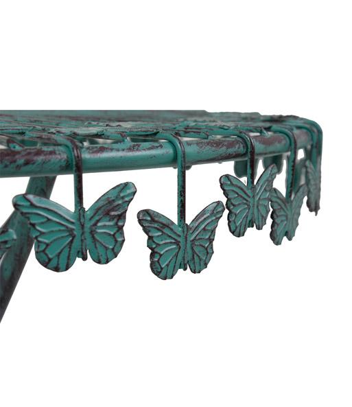tisch mit schmetterlingsmotiv jetzt kaufen baldur garten. Black Bedroom Furniture Sets. Home Design Ideas