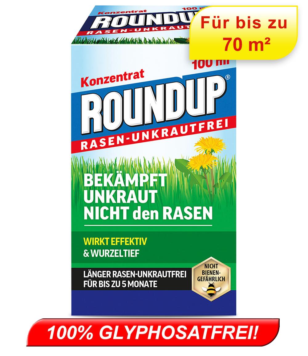 ROUNDUP® Rasen-Unkrautfrei