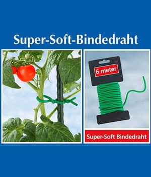 Bindedraht Super-Soft 6m