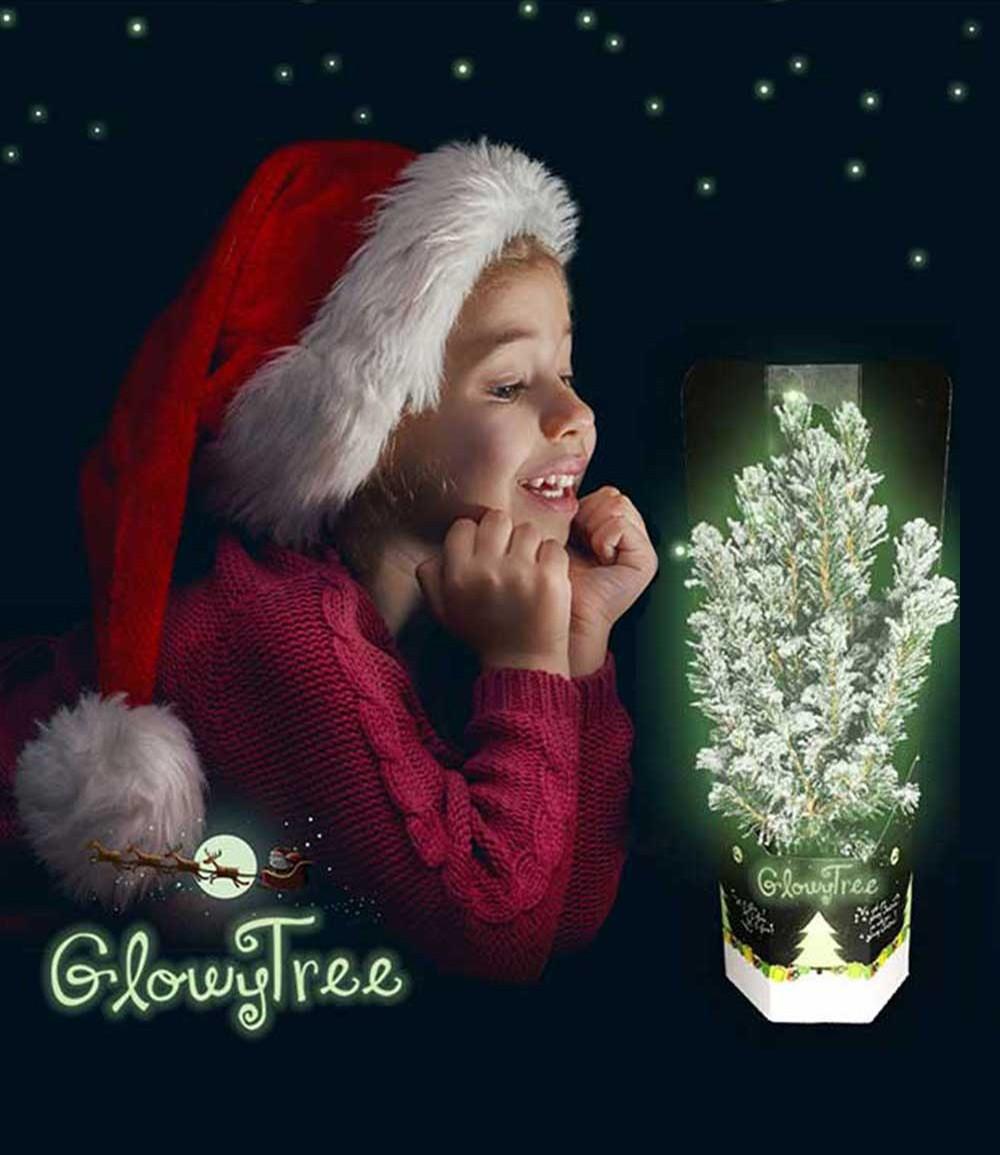 Glowy Christmas Tree