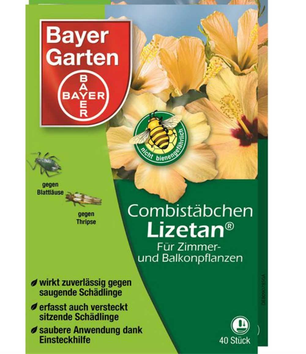 BAYER® Lizetan® Combi-Stäbchen
