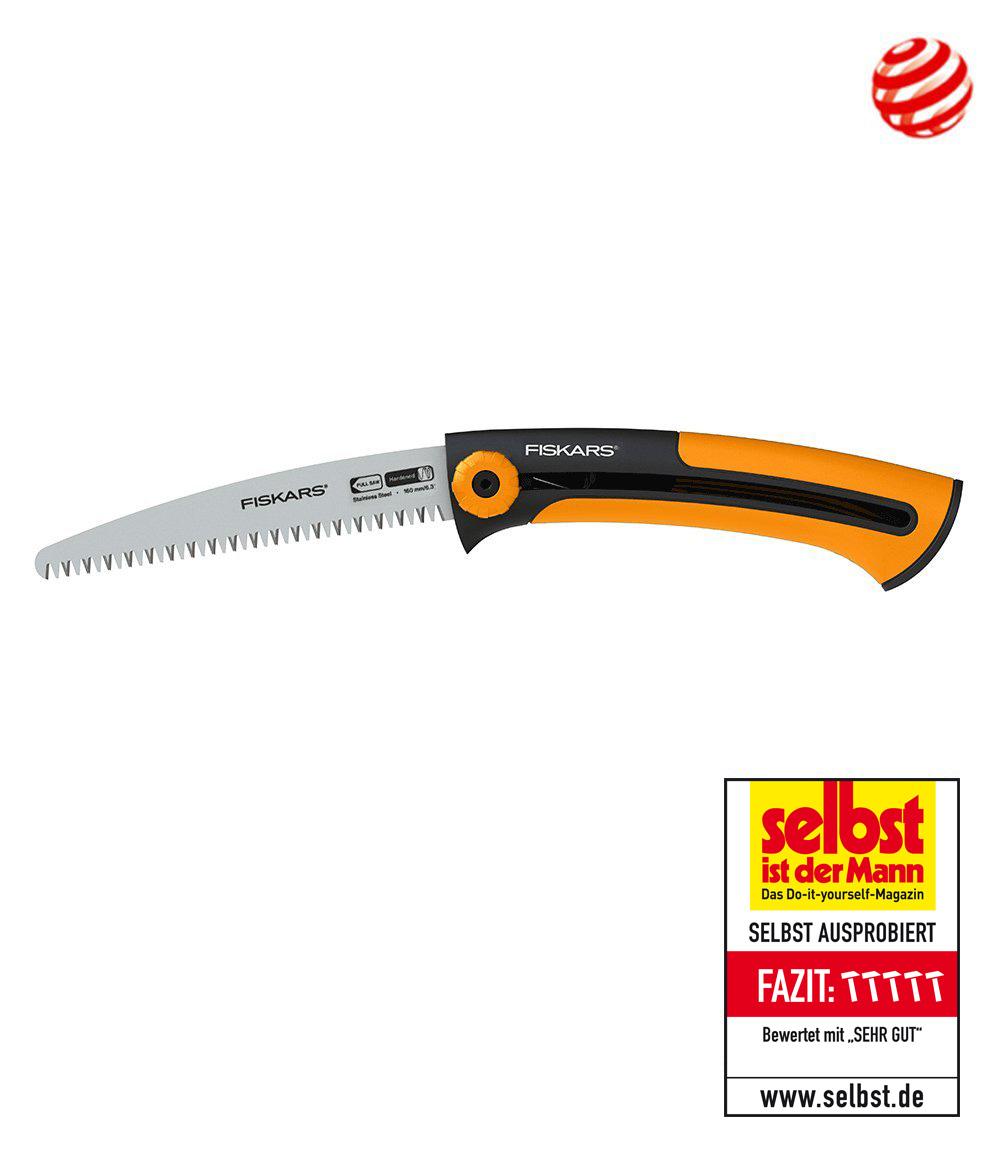 Fiskars® Xtract Handsäge / Grobzahnung