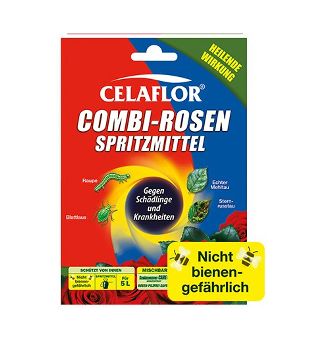 CELAFLOR® Combi-Rosen Spritzmittel
