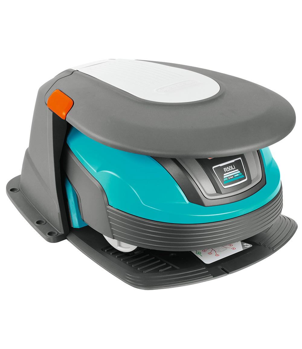 GARDENA® Garage für Mähroboter