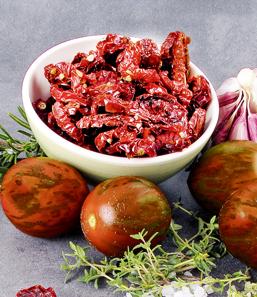 Lieblings-Tomate 'Venusbrust'