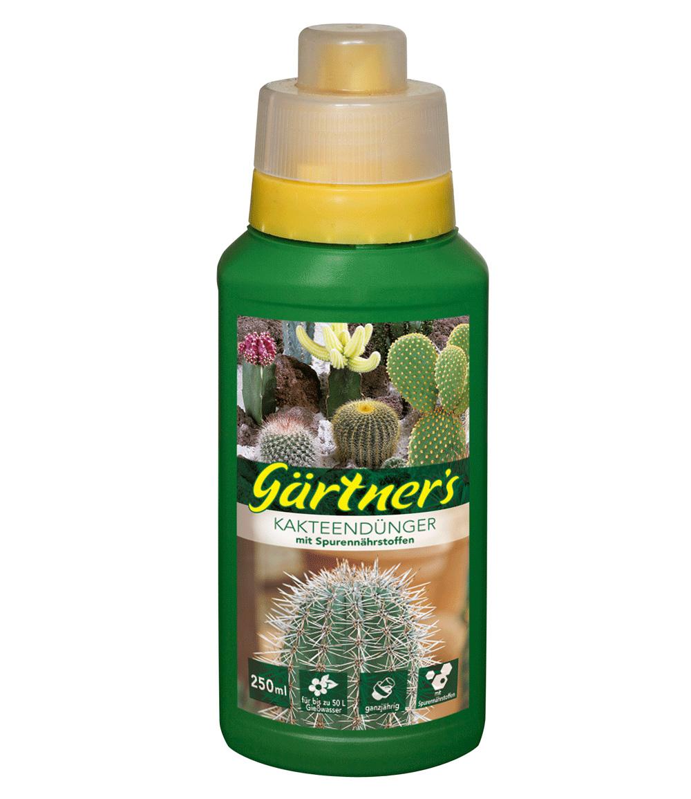 Gärtners Kakteendünger