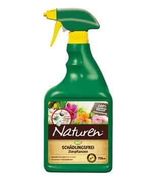 Naturen&reg, BIO Schädlingsfrei Zierpflanzen AF, 750 ml