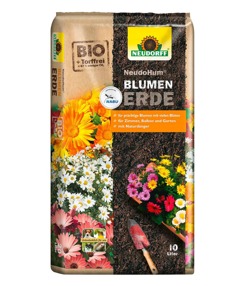 NEUDORFF® NeudoHum Blumen Erde