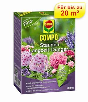 COMPO&reg, Stauden-Langzeit-Düngeperls,850 g