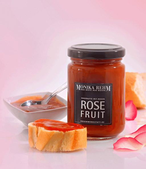 Rosen-Marmelade 'Rose Fruit': Jetzt Online Kaufen |Baldur-Garten