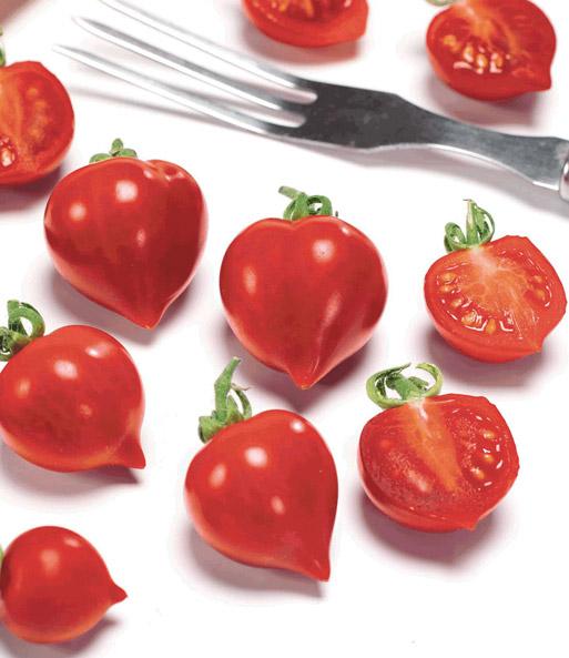 herz tomaten pflanze heartbreakers snackgem se bei. Black Bedroom Furniture Sets. Home Design Ideas