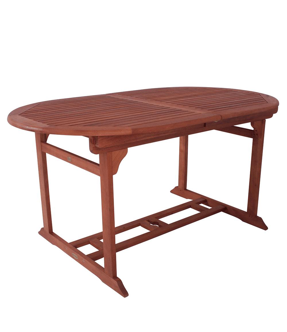 Tisch Madrid, ausziehbar, oval