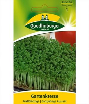 Gartenkresse, glattblättrige,1 Portion