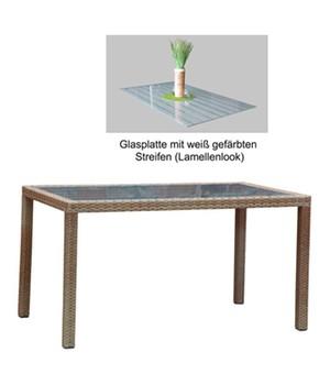 Tisch  - FARO -  rechteckig,1 Stück, 970249