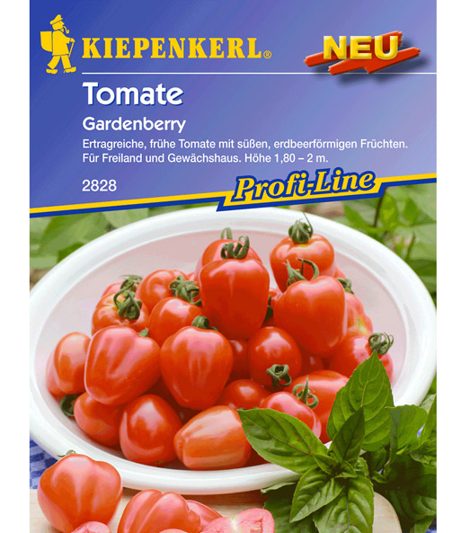 Tomate 'Gardenberry®'
