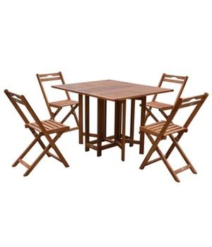 Tischgruppe  - MONTEREY -  5-teilig,1 Set, 985183