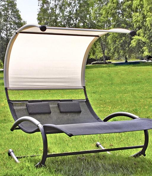 schaukel doppelliege jetzt online kaufen baldur garten. Black Bedroom Furniture Sets. Home Design Ideas