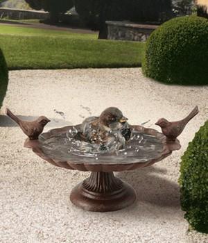 Vogelbad Wildvögel,1 St. jetztbilligerkaufen