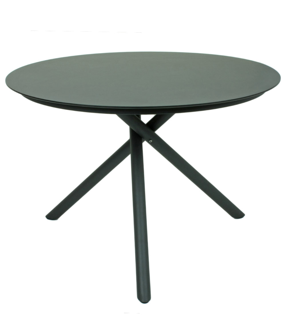 Tisch 'Kendra', Edelstahl