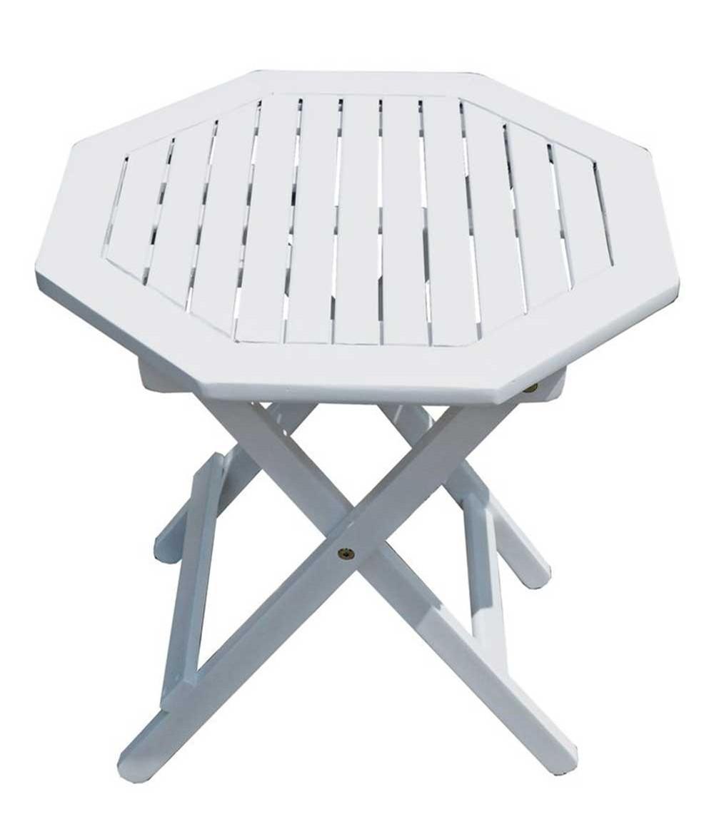 Tisch GLENDALE, achteckig, klappbar