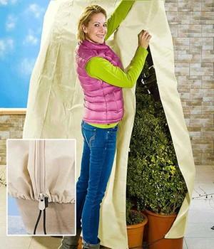 Winterschutz Vlieshaube für Pflanzen 240x200cm,1 Stück