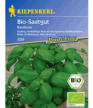 BIO-Basilikum (1 Portion Samen)