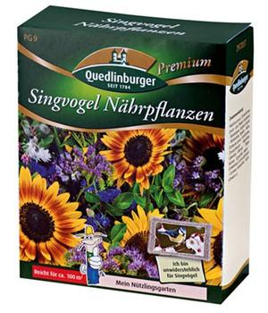 Singvogel Nährpflanzen für ca. 100m²,1 Pack.