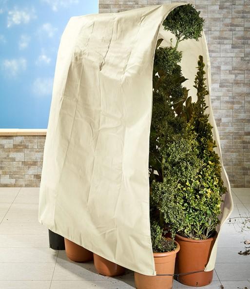 winterschutz vlieshaube f r pflanze wenko bei baldur garten. Black Bedroom Furniture Sets. Home Design Ideas