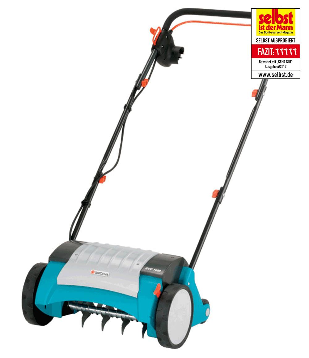 GARDENA® Elektro-Vertikutierer EVC 1000