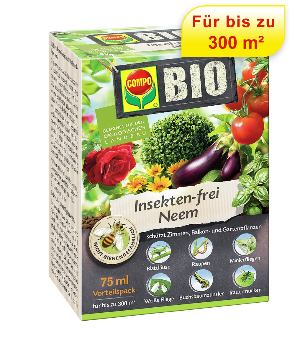 COMPO® BIO Insekten-frei Neem