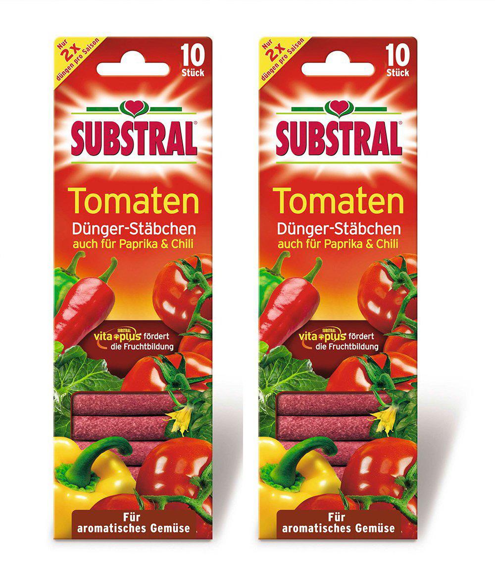 SUBSTRAL® Tomaten Dünger-Stäbchen